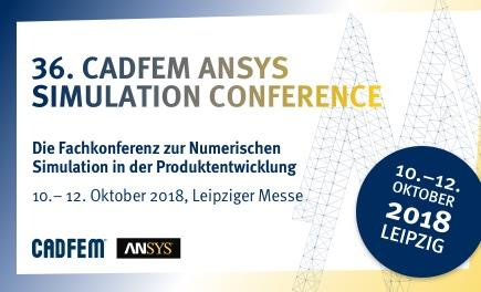Simulation Conference vom 10. - 12. Oktober in Leipzig Riesiges Informationsangebot, u.a. zum Thema Partikelsimulation